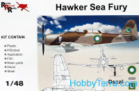 T61 Pakistan AF Hawker Sea Fury