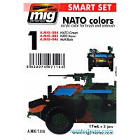 Smart Set. NATO colors