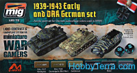 Smart Set. 1939-1943 Early and DAK German colors