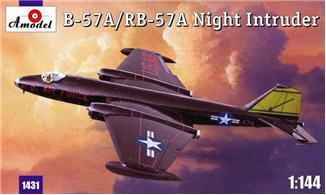Amodel  1431 B-57A / RB-57A Night intruder