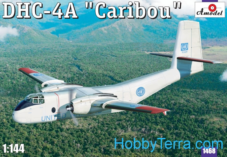 "DHC-4A ""Caribou"""