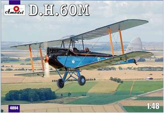 de Havilland DH.60M Metal Moth