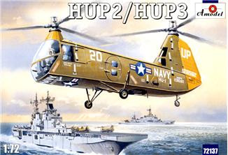 Amodel  72137 HUP-2/HUP-3 USAF helicopter