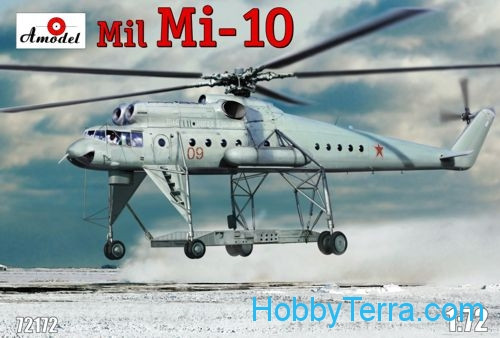 Mil Mi-10 transport helicopter
