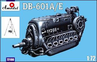 DB-601A/E engine