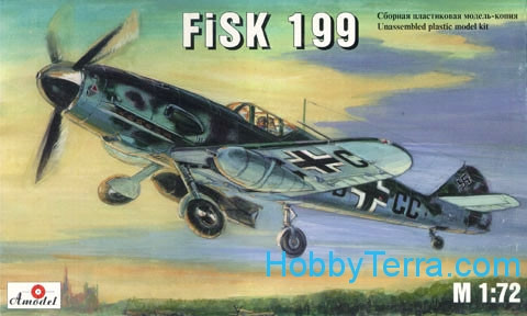 FiSK-199 WW2 German figther