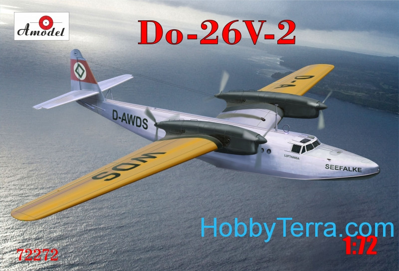 Dornier Do-26V-2 Flying Boat