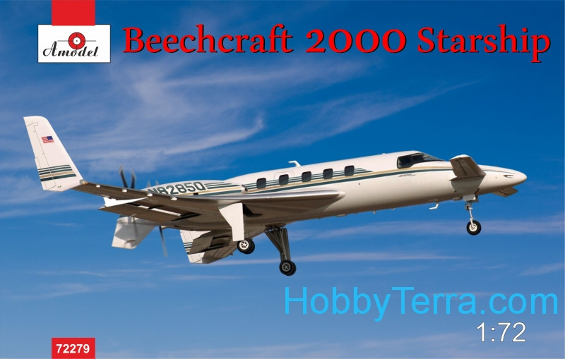Amodel  72279 Beechcraft 2000 Starship No.82850