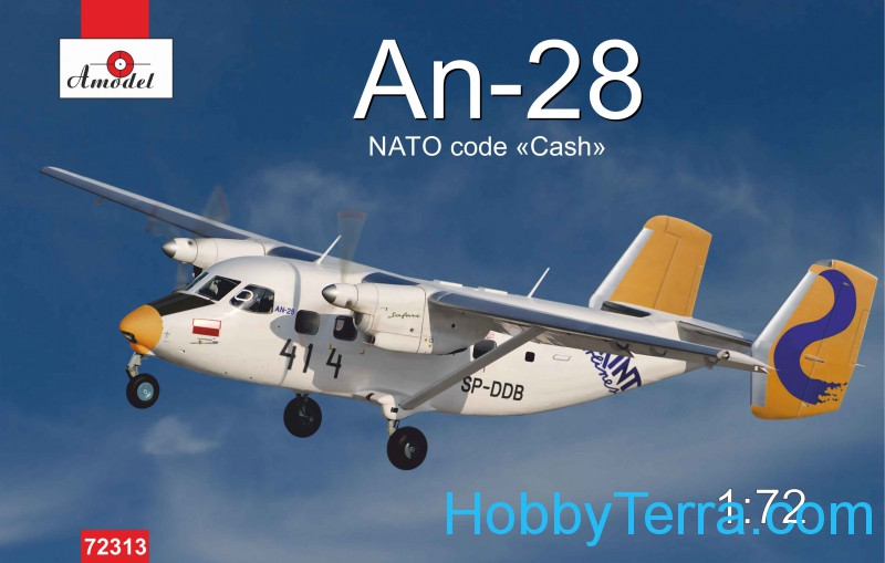 An-28 Polish airlines