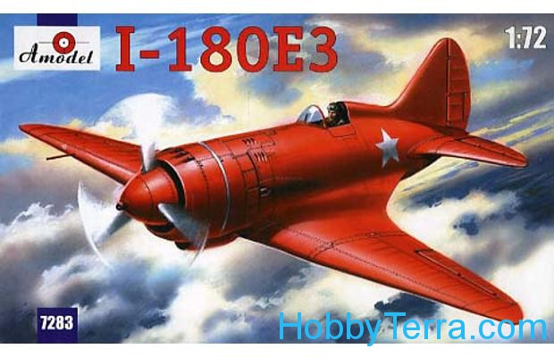 Polikarpov I-180 E3 fighter