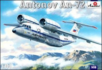 Antonov An-72 Soviet transport aircraft
