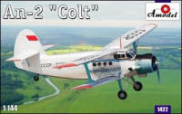 "An-2 ""Colt"" airplane"