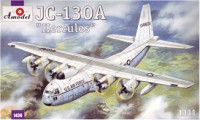JC-130A Hercules transport aircarft