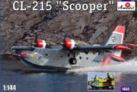 "CL-215 ""Scooper"""