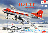 Ilyushin IL-14T Polar aviation