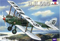 de Havilland DH.60G Gipsy Moth