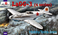 LaGG-3 (4 series) Soviet fighter