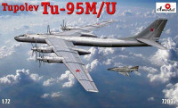 "Tupolev Tu-95M/U bomber<span style=""color: #ff0000""> FREE SHIPPING</span>"
