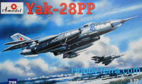 Yakovlev Yak-28PP Soviet aircraft-jammer (Re-release)