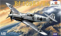 Messerschmitt Bf 109 E-3/E-4. Re-release.