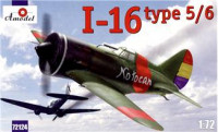 I-16 type 5/6 Soviet fighter