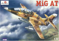 MiG-AT (late) Russian modern trainer aircraft
