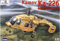 Ka-226 Soviet ambulance helicopter