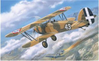 Hawker Fury Yugoslavian AF fighter