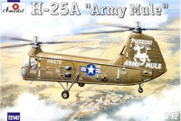 "H-25A ""Army Mule"" USAF helicopter"