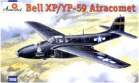 Bell XP/YP-59 Airacomet USAF fighter
