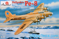 Pe-8 artic aircraft