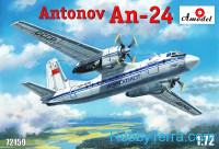 Antonov An-24 civil aicraft