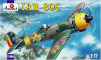 IAR-80C Romanian fighter