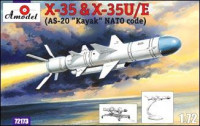 Kh-35&Kh-35U/E (AS-20 Kayak) Soviet guided missile