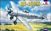Bf-109X German experimental aircraft