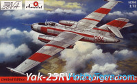 Yakovlev Yak-25RV the target dron (limited edition)