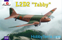 "L2D2 ""Taddy"" Japan transport aircraft"