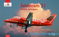 Jetstream 31 British airliner