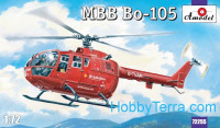 MBB Bo-105 helicopter
