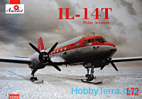 IL-14T, polar aviation