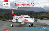 Jetstream 32 British airliner