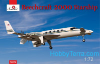 Beechcraft 2000 Starship No.82850