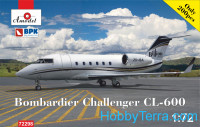 Bombardier Challenger CL-600. Limited edition