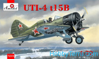Polikarpov UTI-4 t15B fighter
