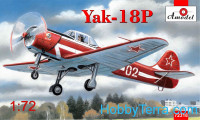Yak-18P aerobatic aircraft