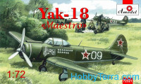 "Yak-18 ""Maestro"" training aircraft"