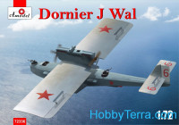 Dornier J Wal flying boat
