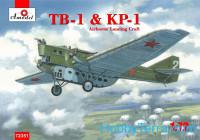 Airborne landing craft TB-1 & KP-1