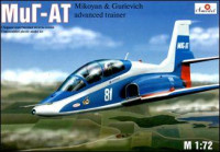 MiG-AT Russian modern trainer aircraft