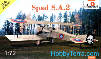 SPAD S.A.2 fighter